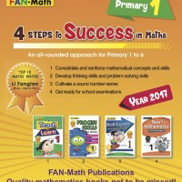 harga Fan-math Primary 1 Success In Math Pack 2017 Tokopedia.com