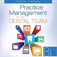Student Workbook For Practice Management For The Dental Team: 8ed