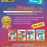 harga Fan-math Primary 3 Success In Math Pack 2017 Tokopedia.com