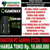 RAKITAN PC GAMING RYZEN 7 1800X