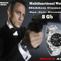 Spy Camera Jam Tangan ( 8 gb )