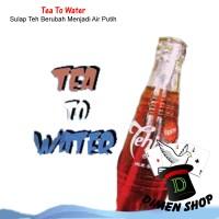 Tea To Water | Alat Sulap | Sulap Teh Menjadi Air Putih | Dimen Shop