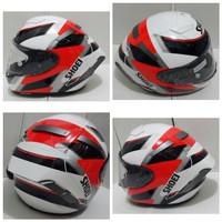 Helm Full face Shoei X14 Rayney US Version size M L XL Japan(1450gr)