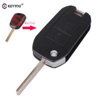 Jual Flip Key Peugeot Casing Rumah Kunci Lipat 2 tombol Murah