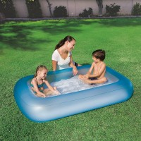 Bestway Aquababes Pool 2 Color 165cm. Kolam Renang Karet Anak 51115