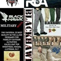 Jual CELANA PANJANG / PDL ARMY TACTICAL BLACKHAWK OUTDOOR Murah