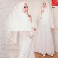 harga Baju Gamis Putih / Busana Muslim / Baju Muslim #461 Jmb Tokopedia.com