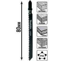 Mata Gergaji jigsaw jig saw / gergaji Makita B 13 kayu (pedang)