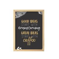 Hiasan Dinding Untuk Cafe - Good Ideas Good Coffee