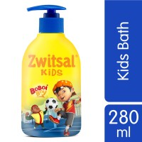 Zwitsal Kids Bath Active Pump 280ML