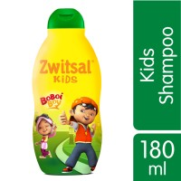 ZWITSAL KIDS SHAMPOO NATURAL GREEN - 180ML