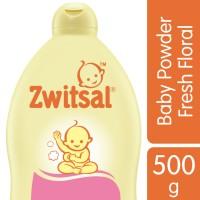 Zwitsal Baby Powder Classic Fresh Floral 500G