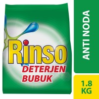 harga Rinso Deterjen Bubuk Anti Noda 1,8kg Tokopedia.com