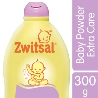 Zwitsal Baby Powder Extra Care with Zinc 300G