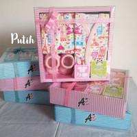 Jual Baby Girl Paris Gift Set - paket hadiah bayi perempuan Murah