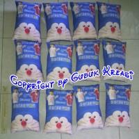 Jual souvenir ultah bantal foto tinggi Doraemon1/ bs souvenir pernikahan Murah