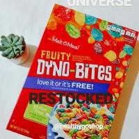 MALT O MEAL FRUITY DYNO BITES