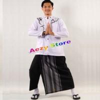 Jual Celana Sarung Dewasa Hitam Wadimor & Bin Affan