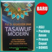 Tasawuf Modern, Mengenal Mendekatkan Diri kpd Allah - Nasaruddin Umar
