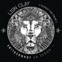 Pomade Lion Clay Matte Waterbased 100 ml Medium Hold (FREE SISIR SAKU)