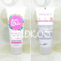 Ever White Instant Brightening Body Cream/ Pemutih Badan