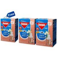[Buy 2 Get 1] Baygon Liquid Elektrik Jasmine 33mL