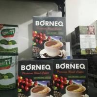 Kopi Borneo Kopi Herbal Kuat Lelaki Borneo isi 5 sachet