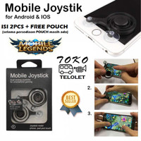 Jual Joystick Mobile Legend Mini Fling Handphone Android Iphone Murah