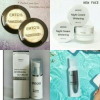 Paket super hemat ertos beauty care ori