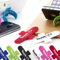 Jual Touch U One Touch Silicone Stand Phone Holder Handphone HP Grip Murah