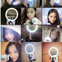 harga Lampu Selfie Ring Light Flash Led Camera Video Cahaya Penerangan Tokopedia.com