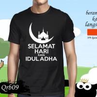 Kaos baju selamat idul adha 1438 H logo 09