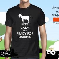 Kaos baju desain panita qurban idul adha logo 05
