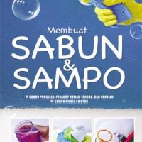 Harga buku membuat sampo dan | antitipu.com