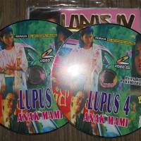 VCD ORIGINAL FILM INDONESIA LUPUS IV: Anak Mami (sudah besar)