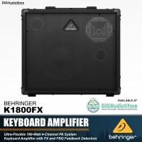 Behringer K1800FX / K 1800 FX 180 Watt 4chn amply Keyboard Amplifier