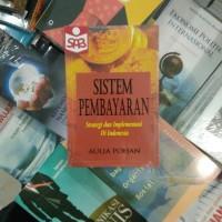 Sistem Pembayaran Strategi Dan Implementasi Di Indonesia - Aulia Pohan