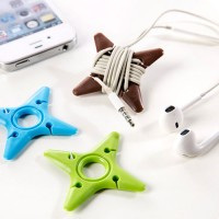 Jual Xiaomi Ninja Earphone Cable Holder Murah