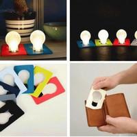 Jual DISKON SPECIAL !! lampu unik berbentuk kartu/card lamp Murah