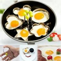 Jual Bundling MERDEKA Cetakan telur, Pemisah Telur, Pemotong Kentang Mantap Murah