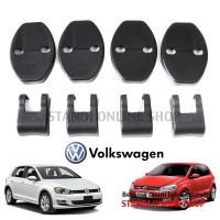 Door Lock dan Arm Cover Komplit Mobil Volkwagen VW Polo Golf Tiguan