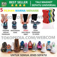 Tali Sepatu Magnet Universal | Shufit Magnetic Sport Shoelaces