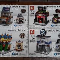 Sembo Block Medium with LED Stock Exchange BMW Magic Live Cocktails