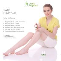 Hair Removal cara menghilangkan mencukur merontokkan bulu kaki ketiak