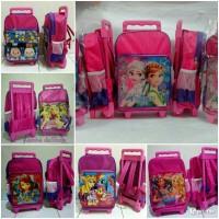 harga Tas Troli Anak Trolley Ransel Princess Sofia Frozen Hello Kitty Murah Tokopedia.com