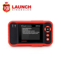 LAUNCH X431 CRP123 OBD2 Auto Diagnostic Tool Scanner Engine Transmissi