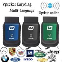 Vpecker Easydiag Wi-Fi/Bluetooth OBD2 Car Code Reader Diagnostic Tool