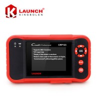 2017 Launch Creader CRP123 Code Scanner Reader Multi-Brand Car Diagnos