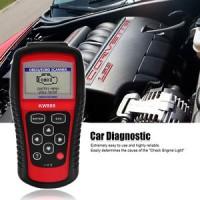 MaxiScan MS509 KW808 OBD2 OBDII EOBD Scanner Car Code Reader Tester Di