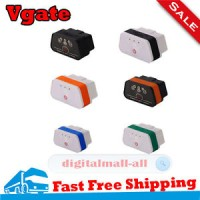 Vgate iCar2 Bluetooth ELM327 Car Code Reader OBD2 Diagnostic Tool For